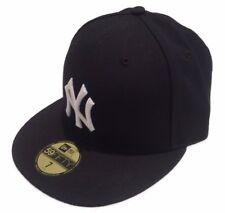 New York Yankees 1999-2006 en Campo Retro Navy 59 Fifty MLB Béisbol Sombrero equipada