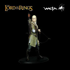LORD OF THE RINGS  LEGOLAS GREENLEAVE statue 30cm Weta Sideshow