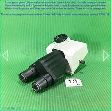 Nikon Lv Ti Microscope Trinocularampbinocular Head Eyepiece As Photo Sn8320dm
