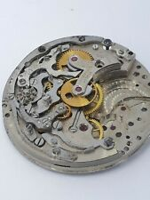 Universal geneve chronograph no workin , only for parts