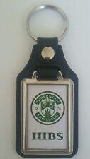 Hibernian  Football Club  new  leather fob Keyring.