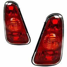 BMW MINI MK1 R50/53 2001-2004 REAR TAIL LIGHTS 1 PAIR O/S & N/S