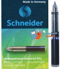 5x Schneider Topball 811 rot 0,5 Tintenroller 8112 Rollerball nachfüllbar NEU