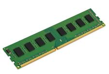 Kingston ValueRAM 8GB 1X8GB Memory Module DDR3 1333MHz PC3-10600 DIMM Desktop