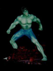 The incredible Hulk lou Ferrigno original sculpture one of a kind rare