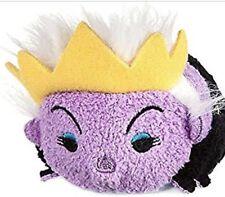 "Disney Store URSULA Tsum Tsum Plush Mini 3 ½"" Villains Collection Little Mermaid"