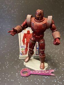 Crimson Dynamo - Iron Man 2 Action Figure - Hasbro 3.75 Inch - Complete