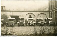WW1. Collection Pierre LAFOND.  Carte photo . Voitures . Automobiles . old cars