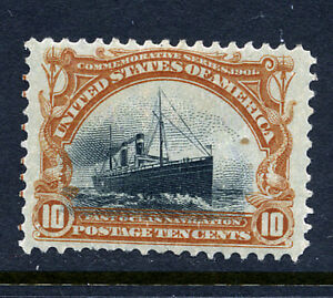 Bigjake: #299, 10 cent Pan-American Exposition