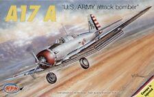 MPM 1/72 Northrop A-17A # 72521