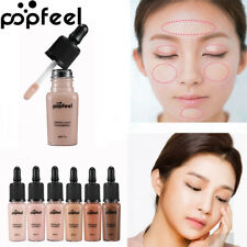 POPFEEL cosmético líquido Fundación BB y CC Crema Maquillaje Corrector Contorno