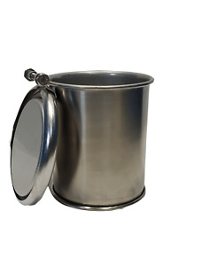 1.5 Gallon Stainless Steel Open Top Barrel / Drum 1mm thick New