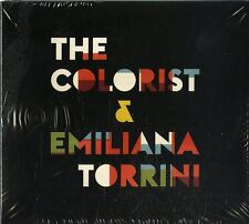 THE COLORIST & EMILIANA TORRINI - CD   NUOVO SIGILLATO