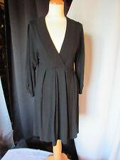robe patrizia pepe noire taille 2