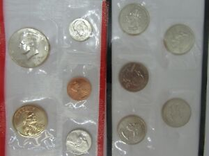 2003 United States Mint Uncirculated Coin Set Denver