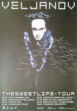 Veljanov: The sweet Life (2001)  | Konzertposter Tourplakat A1