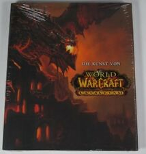 El arte de World of Warcraft: Cataclysm artbook-Wow-The Art of