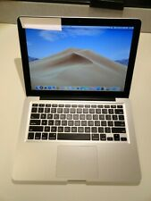"Apple Macbook Pro 13"" Mid 2012 Core i5 2.5Ghz 4GB RAM 256GB SSD Mojave (4B4.AU)"