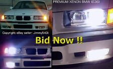 PREMIUM XENON LIGHTS for BMW 318iS, 323iS, 325iS, 328iS (E36) by Jimmy540i