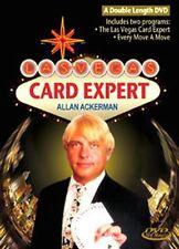 ALAN ACKERMAN , LAS VEGAS CARD EXPERT DVD