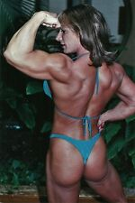 Female Bodybuilder Kathy Connors Compilation Video WPW-767 DVD
