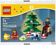 LEGO Baum schmücken / decorating the tree Weihnachten Christmas 40058 Sonderset