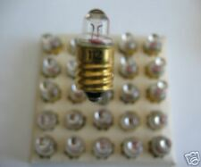 5 pc #112 New Old Stock Light Bulb 1.2V lamp bulbs CORGI 437 464 DINKY 102