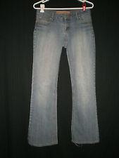 Vanilla Star Junior's Broken In Stretch Blue Jeans sz 5 W:30 H:38 R:7 1/2 I:30