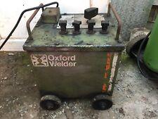 Oxford Bantam 180 Arc Welder Oil Cooled