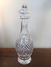 Waterford Crystal COLLEEN Wine Decanter with Pointed Stopper