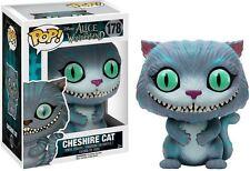 "ALICE IN WONDERLAND/ FUNKO POP CHESHIRE CAT 10 CM- VINIL FIGURE #178 IN BOX 4"""
