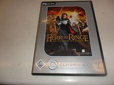 PC  Der Herr der Ringe: Die Rückkehr des Königs [EA Classics]
