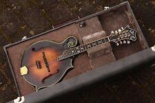 NEU Weber Fern High End F-Style Mandoline vollmassiv F-Holes Bluegrass mit case