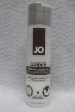 System Jo Silicone Free Hybrid Personal Lubricant Water & Coconut Oil Sexy Lube