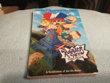 Rugrats in Paris: The Movie Novelisation (Rugrats) [Paperback]