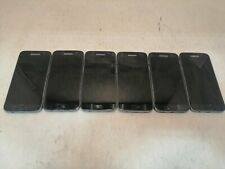 Lot of 6 Samsung Galaxy S7 Google Locked