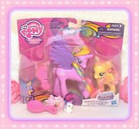 ❤️NEW My Little Pony MLP G4 Princess Sterling & Fluttershy Rainbow Power❤️