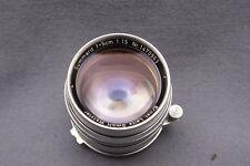Leica Leitz Wetzlar Summarit 50mm f1.5 LTM L39 Lens - Parts/Repair/As Is - READ