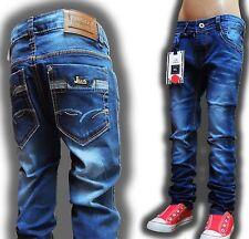H1370 Restposten~JungenJeans KinderJeansHose~Gr.2=86/92 Jeans-Fashion69~Neu K25L