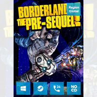Borderlands The Pre-Sequel for PC Game Steam Key Region Free