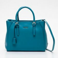 sac a main guess leopard turquoise