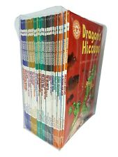 Reading Champion Collection 30 Books Dragon's Hiccups A Crown For Lion Robot NEW