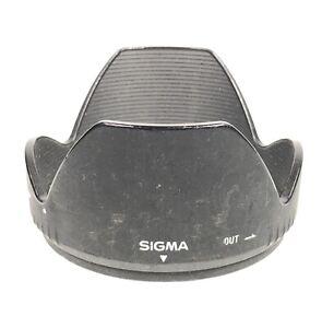 Genuine Sigma LH 730-02 Lens Hood For 18-50mm 18-125mm 28-70mm (See Details)