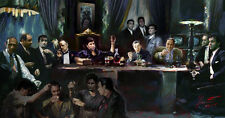 Last Supper, Scarface, Godfather, Al Pacino, Goodfellas, De Niro, Brando by Star