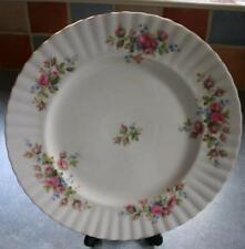 """Royal Albert """"Moss Rose"""" Dinner Plate 10 1/2"""""""