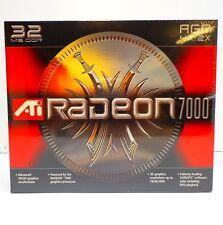 ATI Radeon 7000 Advanced 3D/2D Graphics Acceleration 32MB Memory New Sealed Box