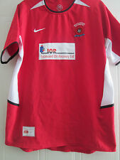 Hartlepool 2004-2005 Away camiseta de fútbol Talla Xl Boys / 39782