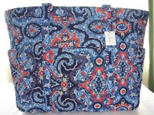 Vera Bradley GET CARRIED AWAY TOTE MARRAKESH Weekender Large Bag Travel