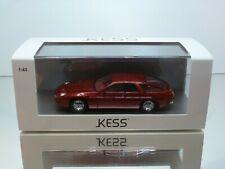 KESS PORSCHE 928 CUSTOM FACTORY 4 DOOR SEDAN 1986 - 1:43 - MINT IN BOX