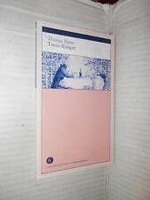 TONIO KROGER Thomas Mann Corriere della Sera 2002 romanzo libro narrativa di